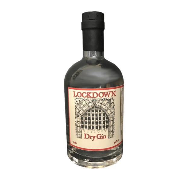 Lockdown Craft Gin Shropshire