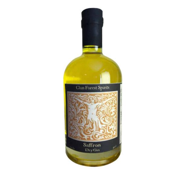 Saffron Craft Gin Shropshire