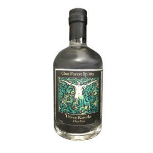 Three Knocks Craft Gin Shropshire