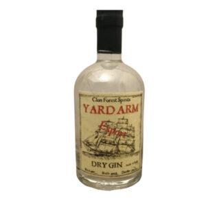 Yard Arm Export Craft Gin Shropshire