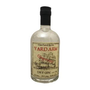 Yard Arm Gunpowder Craft Gin Shropshire